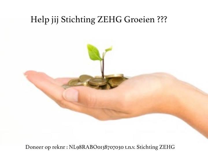 Help Stichting ZEHG Groeien