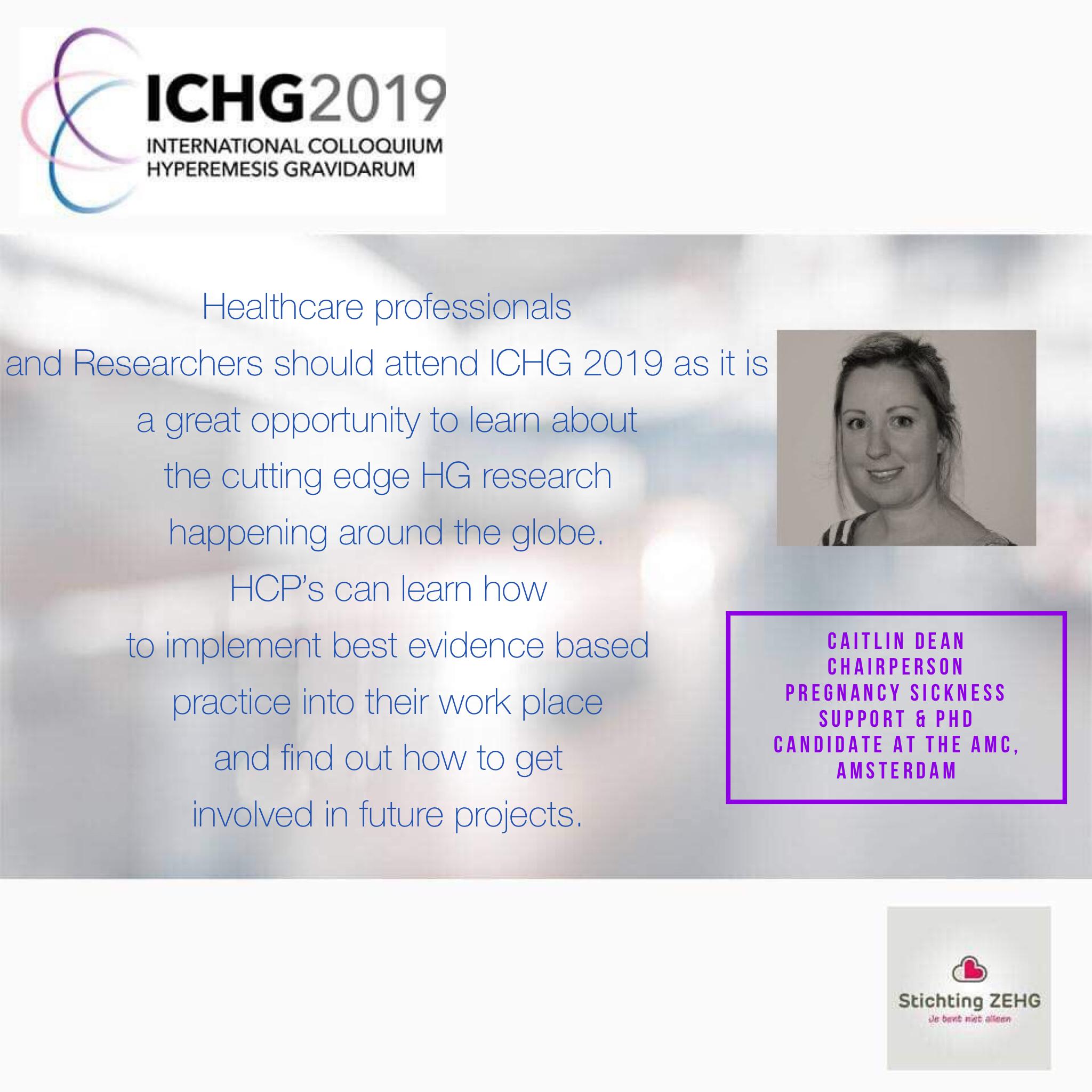 ICHG2019
