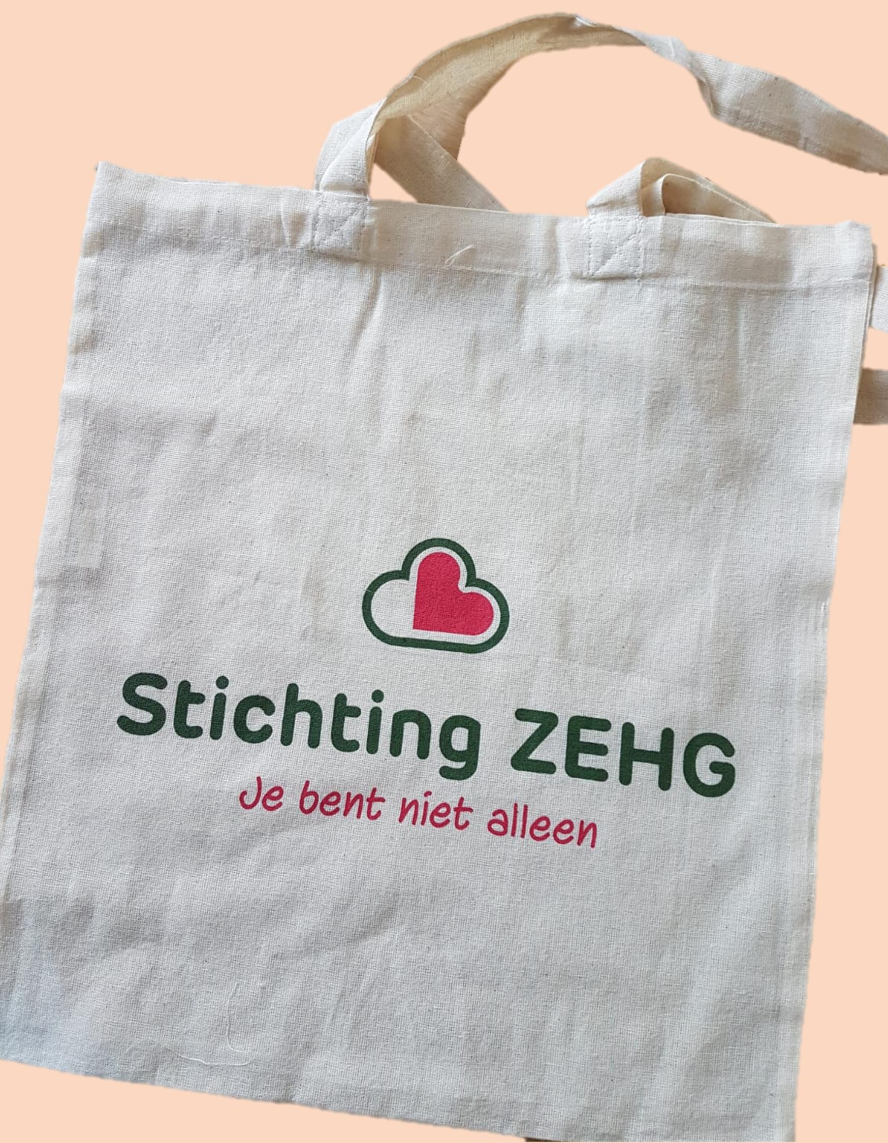 ZEHG Katoenen Tote Bag/Draagtas