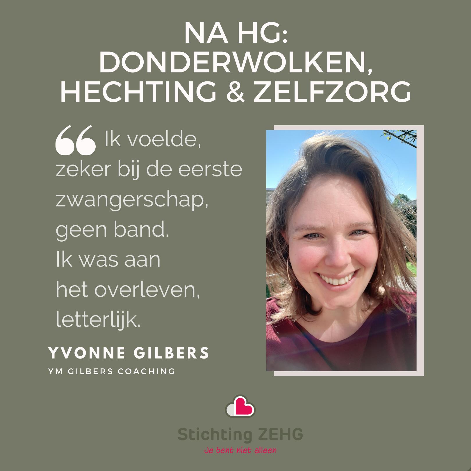 Herstel Na HG I: Donderwolken, Hechting & Zelfzorg