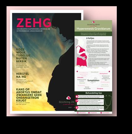 Doneer een ZEHG informatiepakket