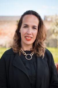 Secretaris Jessica Sinay
